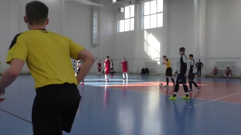 ФК «Импульс СПЗ» - ФК «ТТ» - 2 тайм