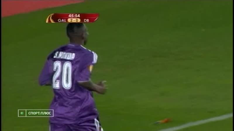 336 EL-2009/2010 Galatasaray - Dinamo Bucureşti 4:1 (22.10.2009) HL