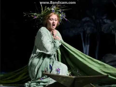 Катастрофа 19 века-расступилась земля скрылось солнце -опера Сказание о Китеж-граде