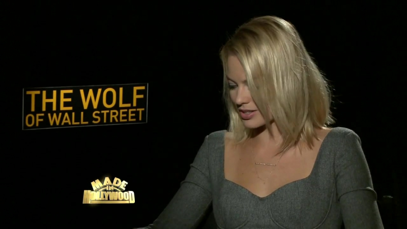 2014: Интервью для «MadeinHollywoodTV» в рамках промоушена фильма «Волк с Уолл-стрит»