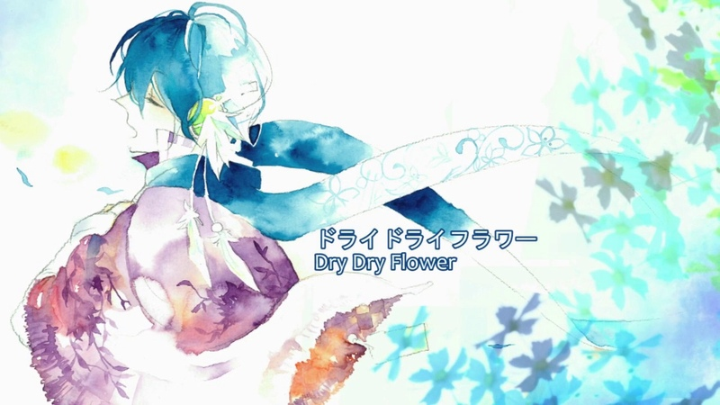 【Kaito V3 Whisper】Dry Dry Flower - ドライドライフラワー