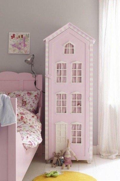 Классные шкафчики для детcкой комнаты