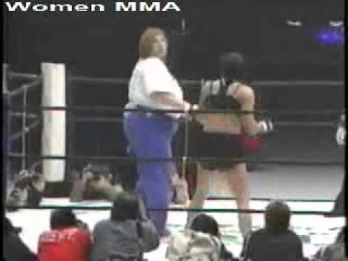 Fanfastic Fighting Women MMA Competition  women oil wrestling 2014
