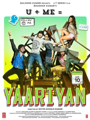 Yaariyan<br><span class='font12 dBlock'><i>(Yaariyan)</i></span>
