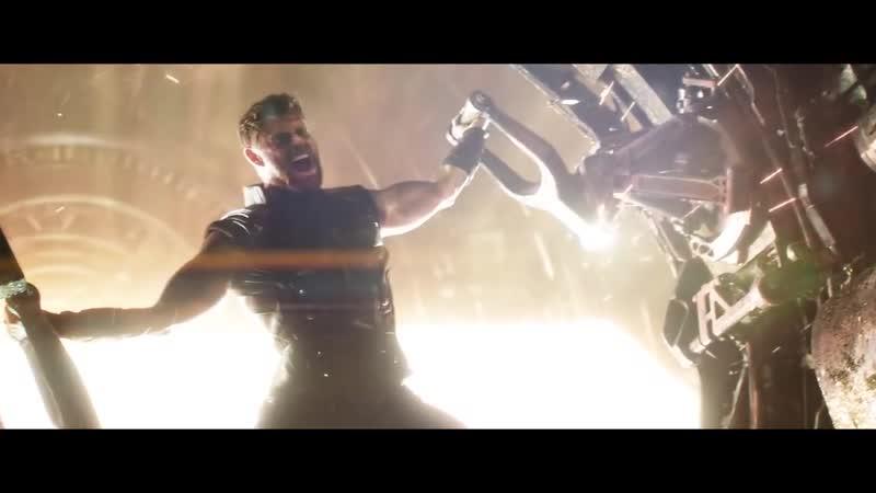 [Marvel/DC: Geek Movies] Разбор трейлера Войны Бесконечности. Все о главном фильме 2018 года.