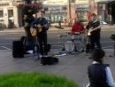 Street band Звезда по имени Солнце cover Кино Петербург