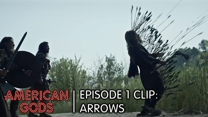 Episode 1 Clip: Arrows | American Gods