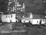 Пример ночной записи IP камеры HikVision DS-2CD2012-I