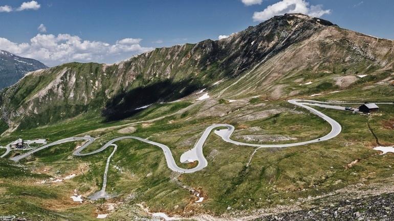 5 европейских дорог для мотоциклистов