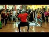 MANDELA NELSON and LISA DUNKE afrostyle with Pablo Babacar DJ in SENSUAL DANCE MADRID 2012 Festival
