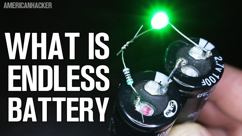 WHAT is Endless Battery Technology