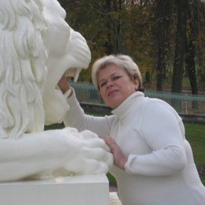 Ольга Вихрова, 19 января , Санкт-Петербург, id213118079