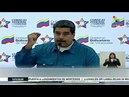 Venezuela: propone Maduro beneficios para presos por guarimbas