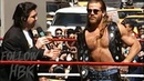 WrestleMania XI Public Workout: Shawn Michaels and Diesel – Face to Face (March 29, 1995)