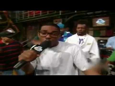 Main Source - Fakin The Funk (Yo! Raps Perform)