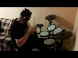 Wolfmother - Joker And The Thief (Drum cover)