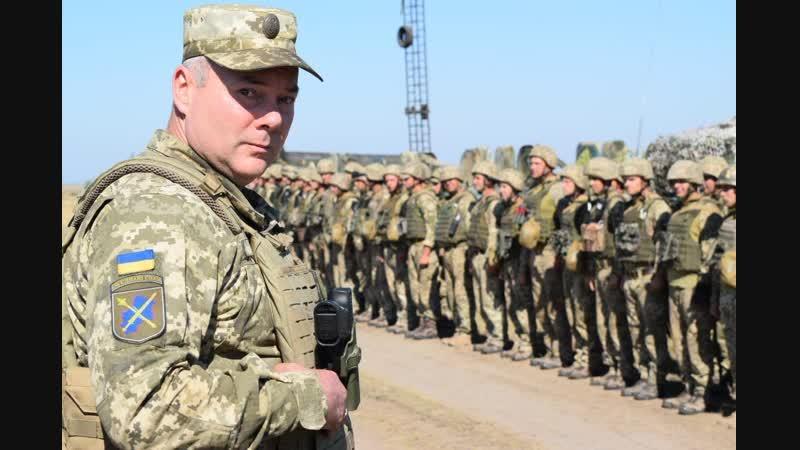 Сергій Наєв - командувач Операції обєднаних сил (ООС) - ексклюзивне інтерв'ю ВВС