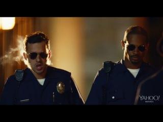 Типа Копы/ Let's Be Cops (2014) Трейлер б/цензуры