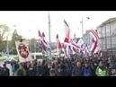 Фашисты в Минске скачут а белорусы молчат
