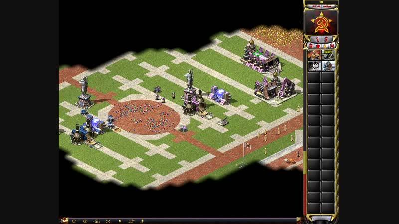 CC Red Alert 2 (HM) 281118(17)- Ibra vs Artemis