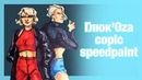 Глюк'Oza COPIC Speedpaint | запись со стрима | Ностальгический спидпеинт