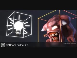 GZDoom Builder Test: map, many scripts and