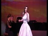 Анастасия Родикова. Испанская народная песня