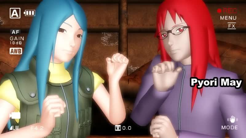【MMD Naruto】Funny Naruto part 4