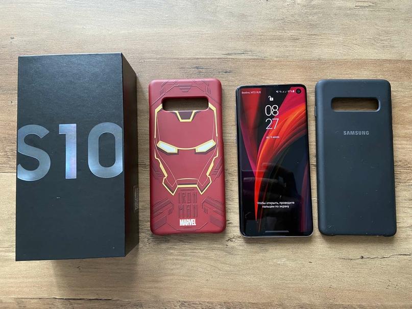 ПРОДАМ ИЛИ Обменяю новый Samsung s10 на iPhone XS, | Объявления Орска и Новотроицка №6545