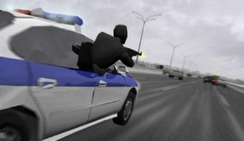 В Азове полицейские, чтобы задержать пьяного водителя, стреляли по колесам!