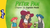 Peter Pan 16 Captain Hook Level 6 By Little Fox