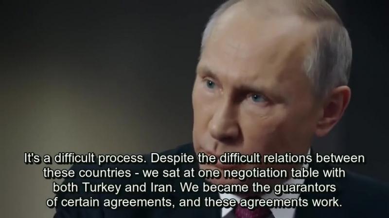 Nieuwe Poetin documentaire. Worldorder 2018, Путин документалистика. «Мировой порядок 2018»