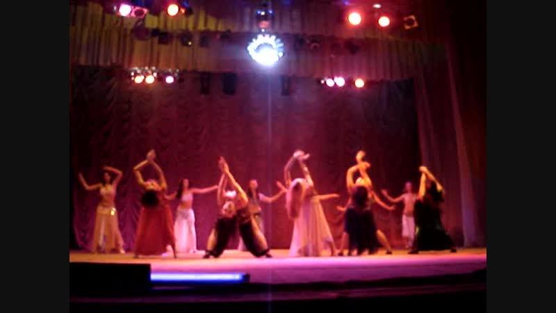 восточный танец ТГАМЭУП Студвесна 2007
