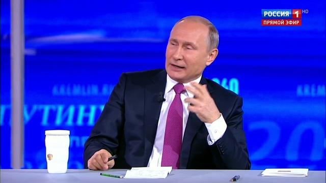 Новости на Россия 24 • Путин об оппозиции: надо не спекулировать на проблемах, а предлагать решение