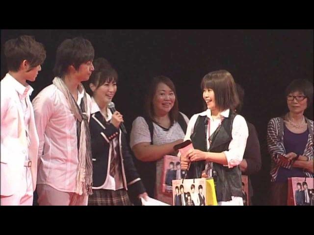 [DVD] SS501 Kim Hyun Joong at BOF Premium Event in Yokohama 090906 (Part 35)