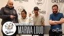 MARWA LOUD (Disque d'or, influences, Lartiste, critiques...) - LaSauce sur OKLM Radio 19/04/18 OKLM TV