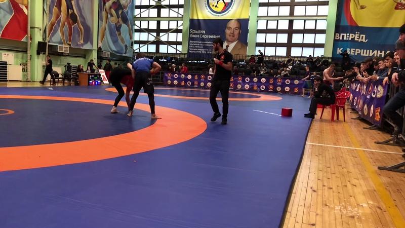 Чемпионат Москвы по грэпплингу UWW 2 схватка