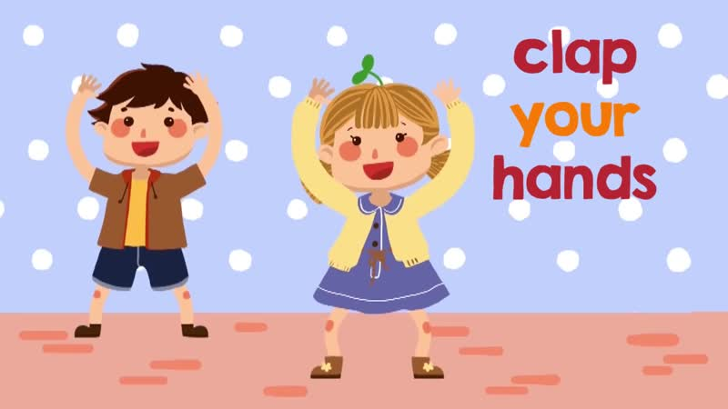 Clap Your Hands Action Songs for Children The Kiboomers