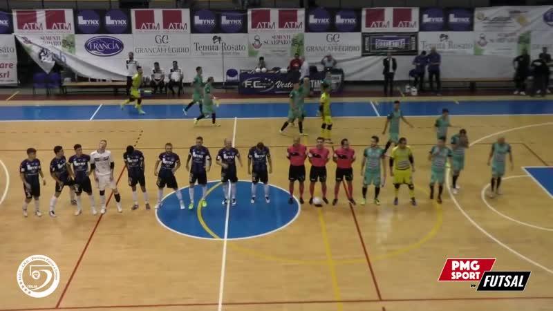 Чемпионат Италии. Латина - Аква и Сапоне 0:5 (перенесенный матч 2 тура)