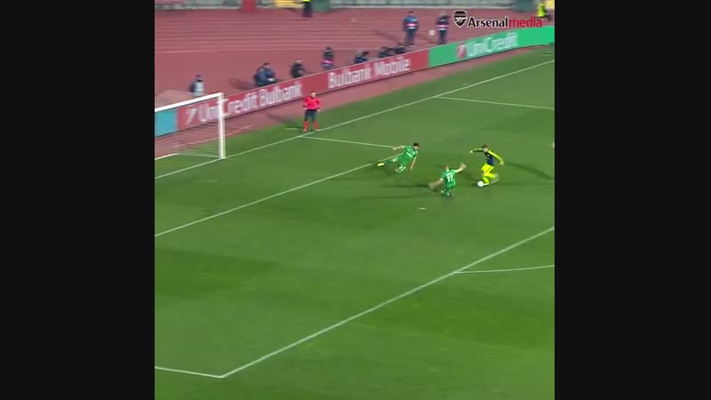 The timing of the run. The first touch. The lob over the keeper. The dummy so clever it le