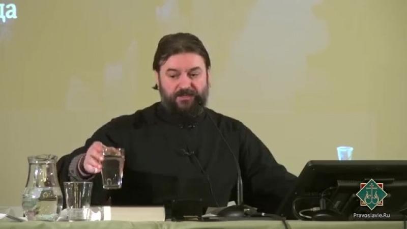 Андрей Ткачёв - Ответы на вопросы мирян (выдержка о встрече Патриарха и Папы)
