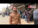 """Afrin halkı """"Korkmayın, Türk kardeşlerimiz geldi"""""""