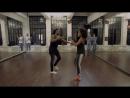 Chichi Gutierrez и Lisandra Garcia [Elito Revé y su Charangón - Rumberos Latinoamericanos] @ Timba Salsa Cubana workshops