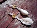 How to Make Your Own Cowrie Shell Hemp Earrings Wear to the Beach Jewelry Tutorial Episode Two