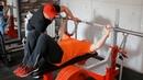 Как БЫСТРО пожать 100 кг Схема Тренировки Добавки Упражнения Ч 1