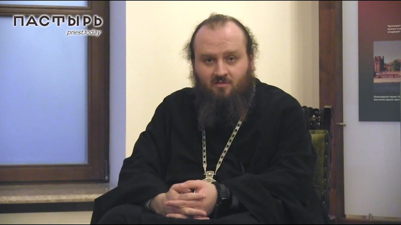 Епископ Зарайский Константин - Разрешительная молитву над человеком, отказывающимся примириться