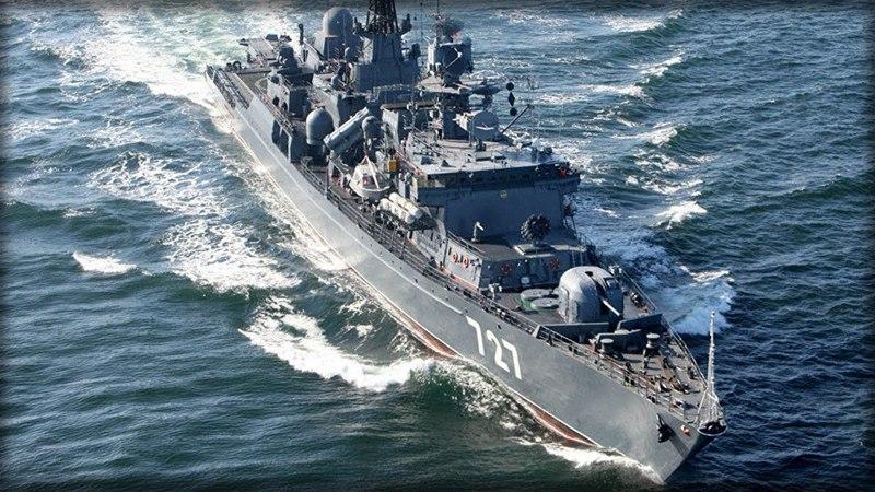 Клинцевич: Российские боевые корабли вышли из Тартуса для отражения возможного удара США