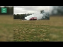 Истребитель МиГ-31 рухнул в Нижегородской области