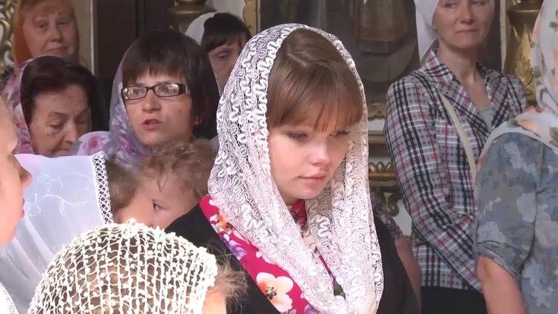 Престольный праздник Вознесенского храма. Рязань, 2018 год