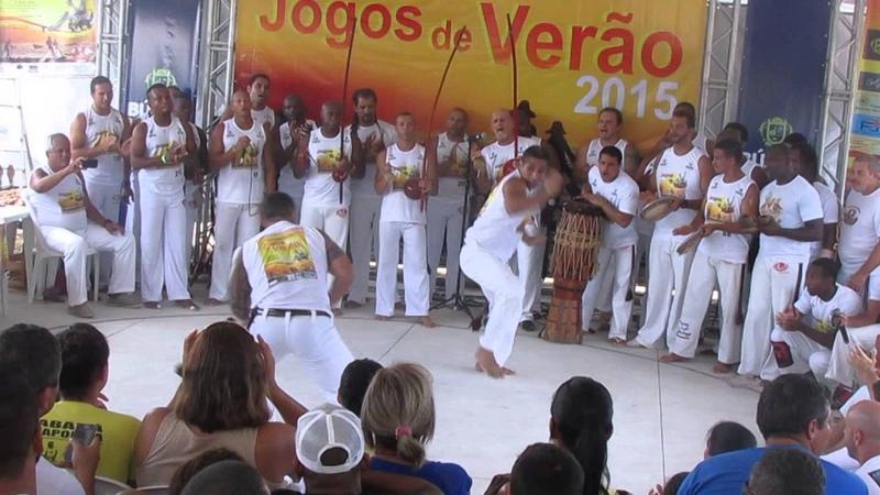 Algodão x Douglão São Bento Grande Jogos de verão Abadá Capoeira 2015